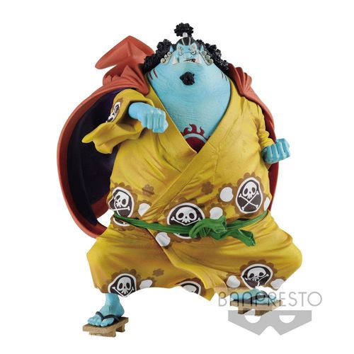 One Piece Figure King Of Artist The Jinbe 13 cm
