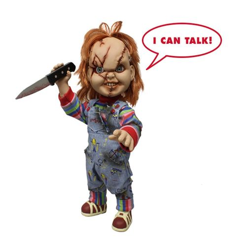 Childs Play Talking Chucky 38 cm