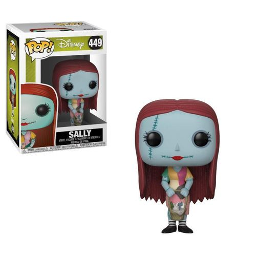 Nightmare Before Christmas POP! Sally with Basket 9 cm