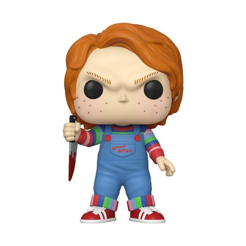 Childs Play 2 Super Sized POP! Movies Vinyl Figure Chucky 25 cm