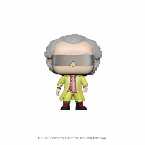 Back to the Future POP! Doc 2015 9 cm