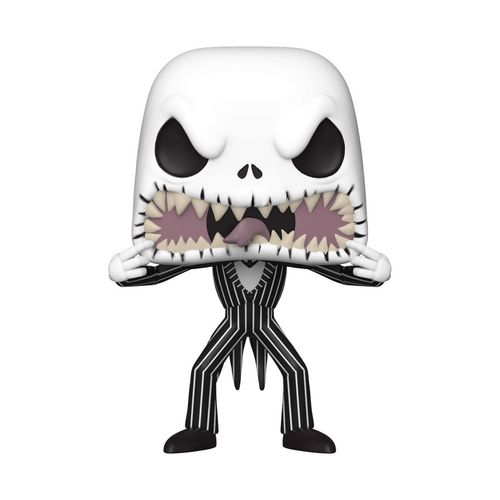 Nightmare Before Christmas POP! Jack Skellington (Scary Face) 9 cm