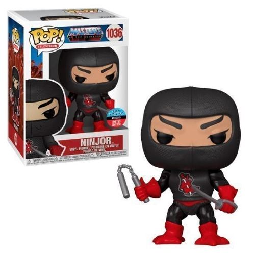 Masters of the Universe POP! Vinyl Figure Ninjor (Toy Tokyo) (NYCC 2020) 9 cm