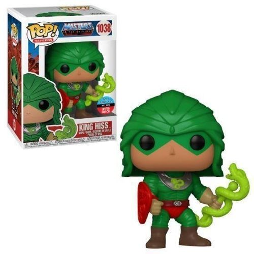 Masters of the Universe POP! Vinyl Figure King Hiss (Toy Tokyo) (NYCC 2020) 9 cm