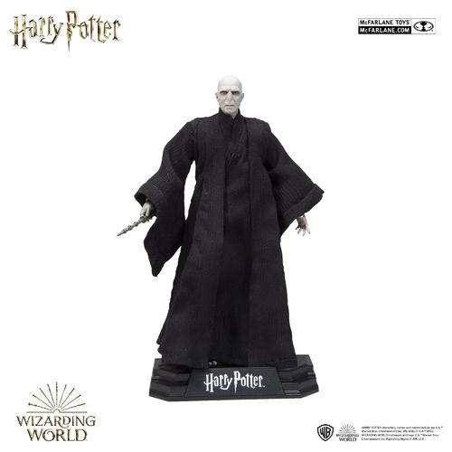 Harry Potter and the Deathly Hallows Part 2 Action Figure Lord Voldemort 18 cm