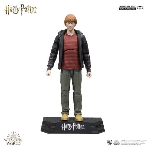 Harry Potter and the Deathly Hallows Part 2 Action Figure Ron Weasley 18 cm