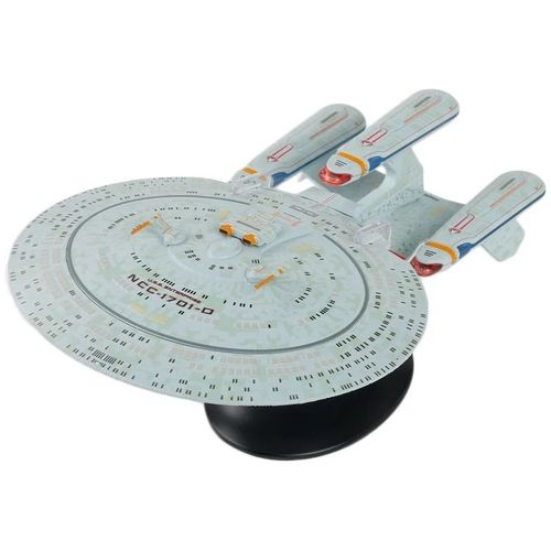 Star Trek Starships Collection XL Edition #20 USS Enterprise NCC-1701-D Dreadnought (All Good Things